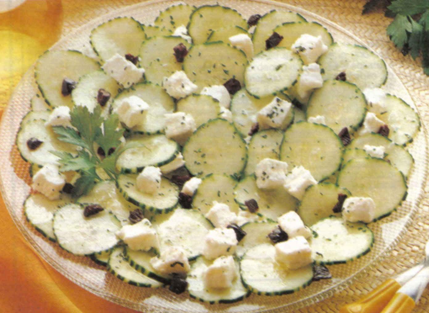 Insalata greca la cucina di susana - Piatti tipici della cucina greca ...