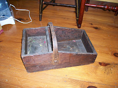 Horace Niles Wheeler's Tool Box