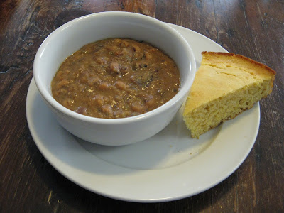 Black Eyed Pea Soup