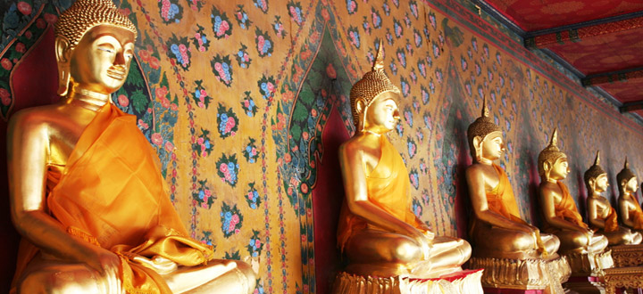 On The Way To Lviv The Affordable Thailand - Thailand religion