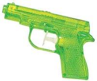 pistola dagua arma traficantes