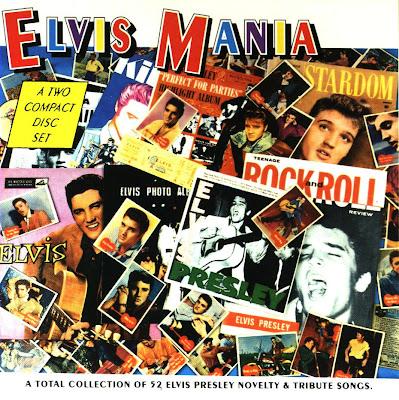 Otto Bash - The Elvis Blues