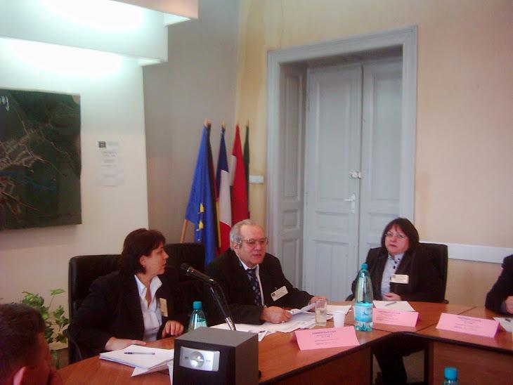 Conducerea LDICAR-EUROPA