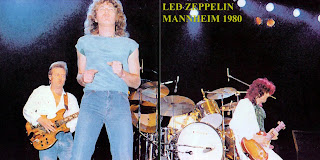 Led Zeppelin - 1980-07-02 - Mannheim, Germany