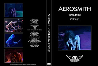 Aerosmith - 1994-12-06, Chicago, IL (2xDVDfull pro-shot)