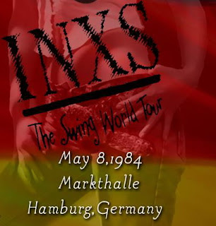 INXS - 1984-05-08 - Hamburg, Germany