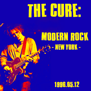 The Cure - 1996-05-12 - New York City