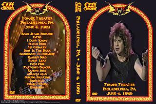 Ozzy Osbourne - 1989-06-04 - Philadelphia, PA (DVD full pro-shot)