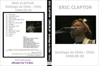 Eric Clapton - 1990-09-29 - Santiago, Chile (DVDfull pro-shot) REPOST