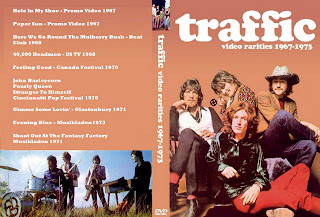Traffic - 1967-1973 - Video Rarities (DVDfull pro-shot)
