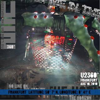 U2 - 2010-08-10 - Frankfurt, Germany