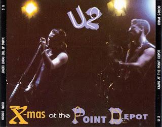 U2 - 1989-12-26/27/30/31 - Dublin, Ireland (FLAC)