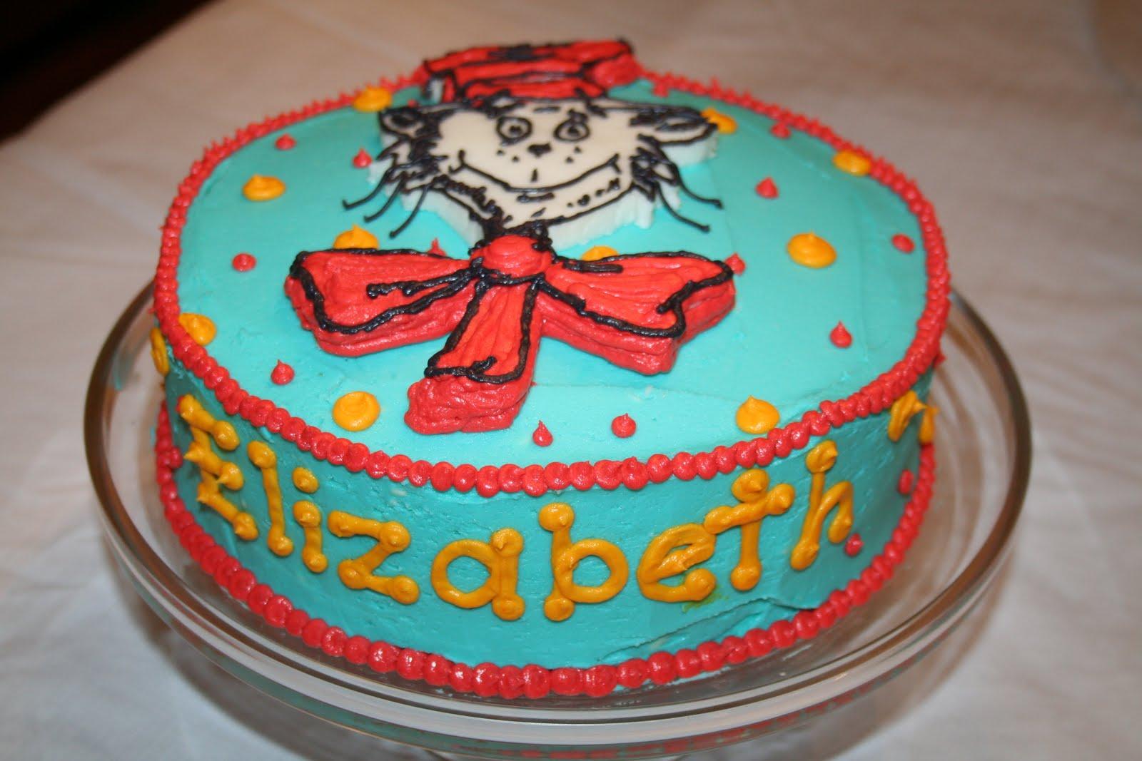 Wvu Mama Elizabeths Dr Seuss 5th Birthday Party