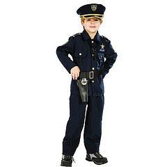 kid police officer
