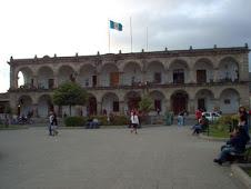 PALACIO MUNIIPAL DE ANTIGUA GUATAMALA