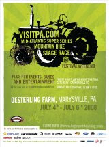 visitPA.com Stage Race and Festival Weekend