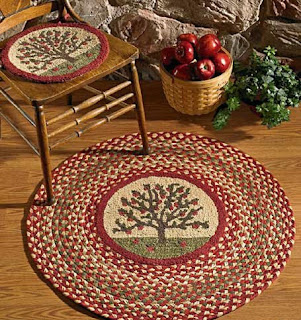 Hand Hooked Cotton Rugs By Park Designs Pine Hill Country Decor