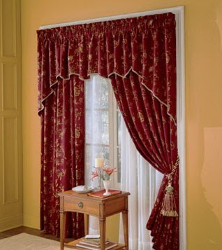 Ediciones y confeciones confecciones de cortinas para el - Cortinas para el hogar modernas ...