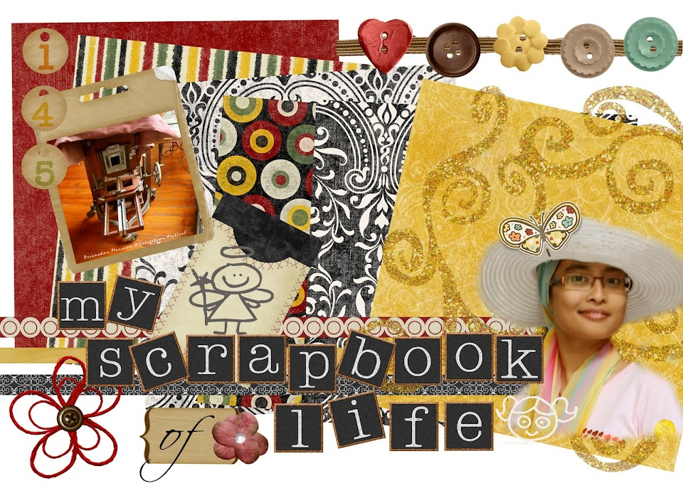 My S'crap'book of Life