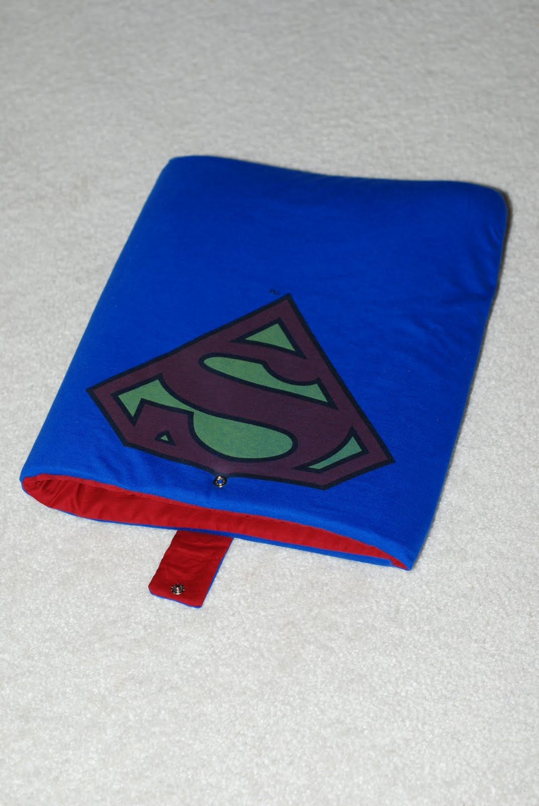 how to make a laptop sleeve