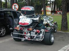Triciclos Trimar na Estrada