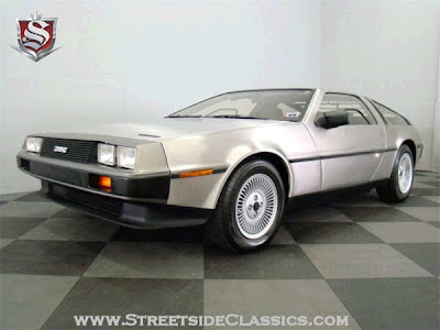 DeLorean DMC12 - Classic Car