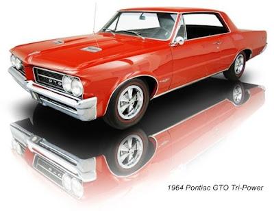 1964 Pontiac Gto For Sale. The Pontiac GTO was a high