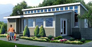 The Clayton i-house: Five new affordable green modular ...