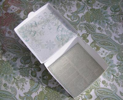 mel stampz hero arts christmas card 3x3 gift box set. Black Bedroom Furniture Sets. Home Design Ideas