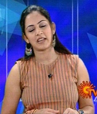 pure telugu: amrutha valli south indian actress hot cleavage