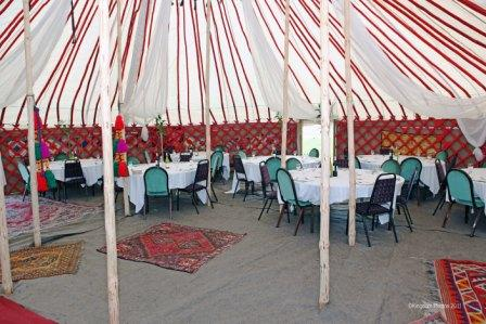 Red Kite Yurts Weddings Events