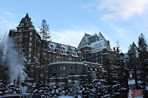 Wizard' Hangout Christmas Party Fairmont Banff