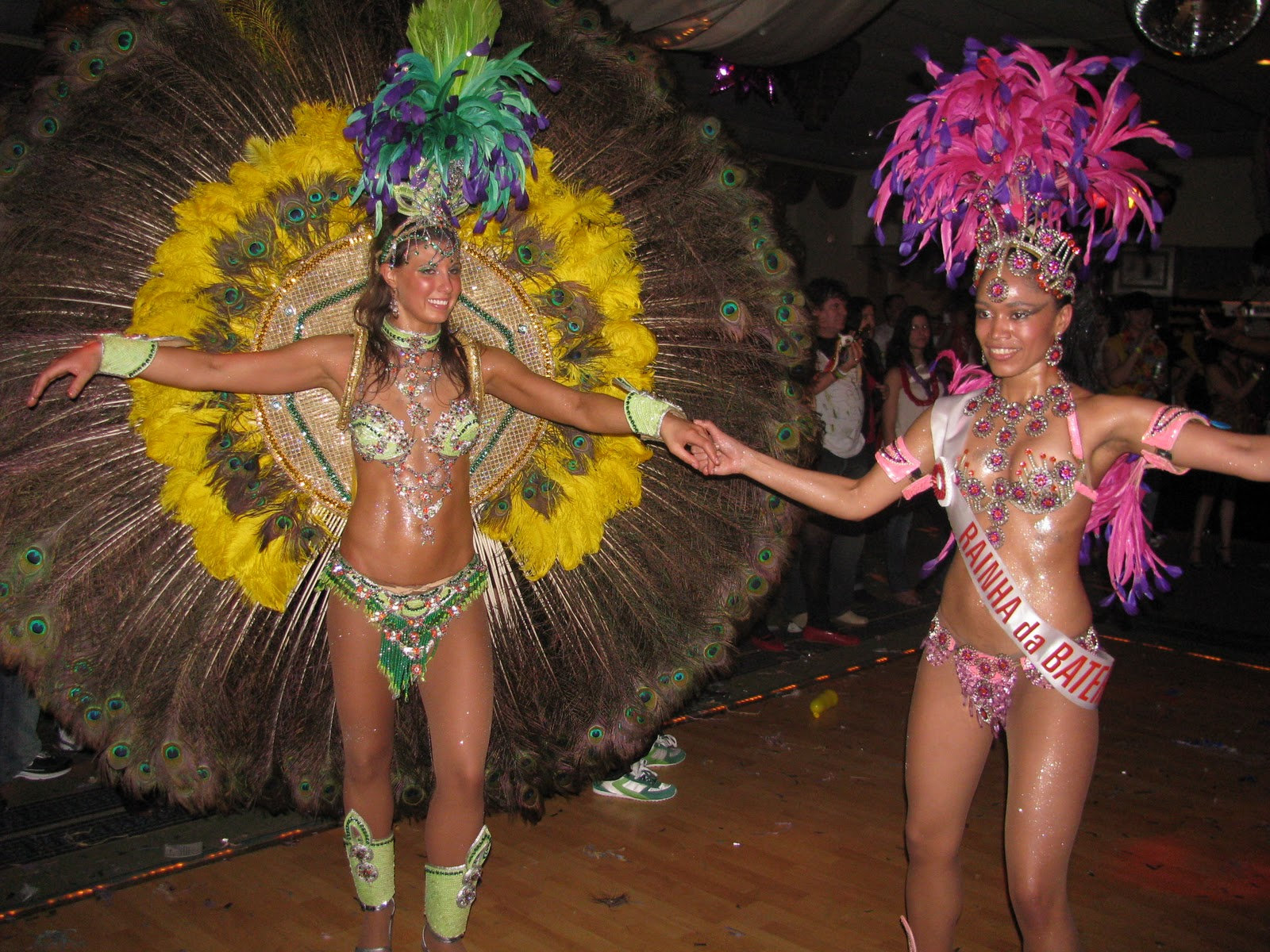 The Carnival of Brasil