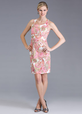 Dress  York on Couture Carrie  Paisley Perfection