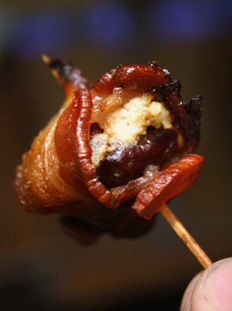 Bacon And Date Appetizer Recipes — Dishmaps