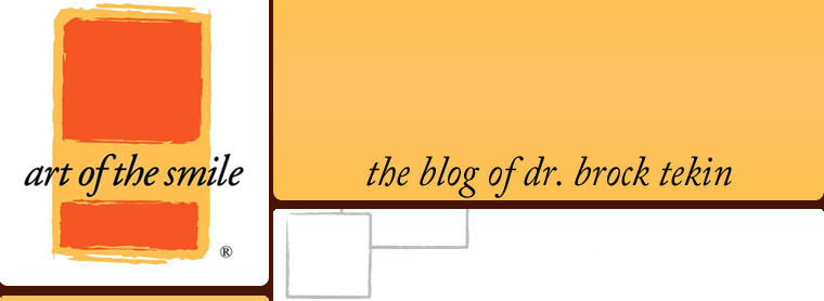 The Cosmetic Dentistry Blog of Dr. Brock Tekin