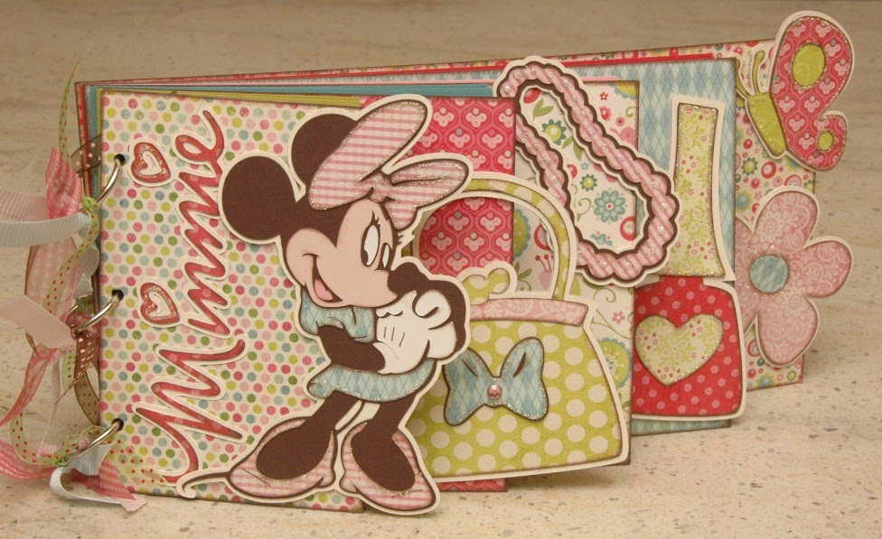 Minnie Mouse Book Kit