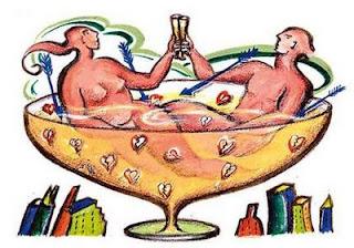 Жени и вино, вино и жени...