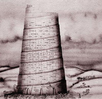 Вавилонската кула на разработчиците