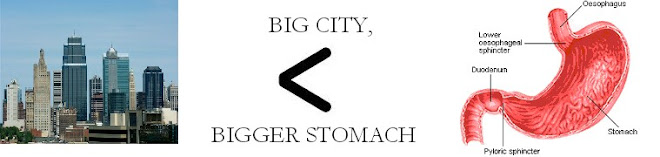 Big City, Bigger Stomach