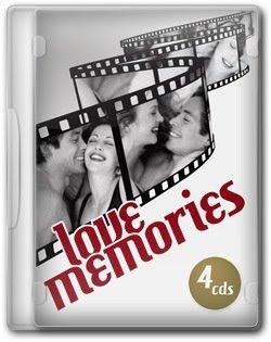 Coletânea Love Memories   4 CD's | músicas