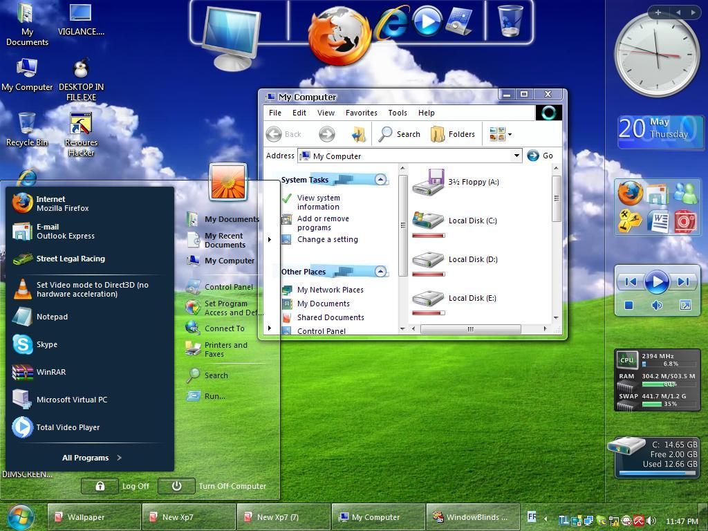 Nov 2013 SATA Drivers Windows XP Professional SP3