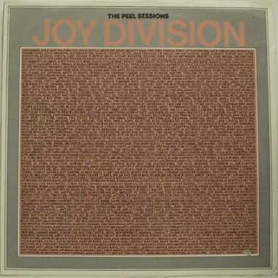 1979 The Peel Sessions Joy Division