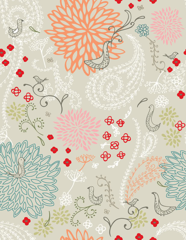 gallery for 1960s wallpaper patterns