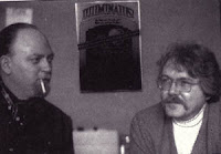 Bob Wilson and Bob Shea