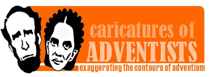 Caricatures of Adventists