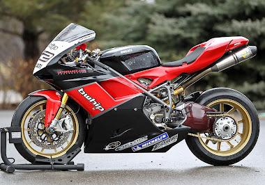 New race bike!