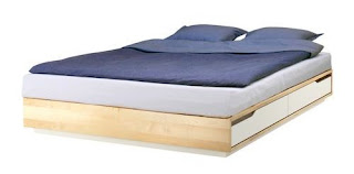 Wishlist: letto Mandal di Ikea