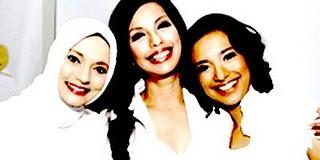 Marissa, Soraya, Shahnaz Haque