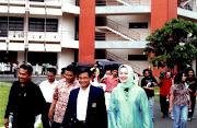 Dr. Ir. Asep Saefuddin, MSc, Mantan Purek 4 IPB